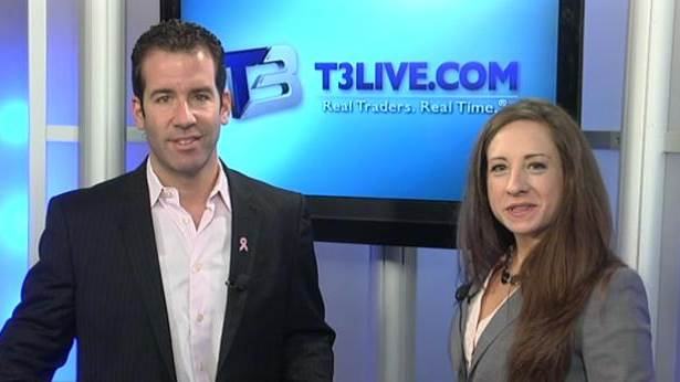 Scott Redler, the Chief Strategist for T3Live.com, and Jill Malandrino of TheStreet talk about how Wall Street will move on from Wednesday's large gains and the SPDR Samp;P 500's momentum.