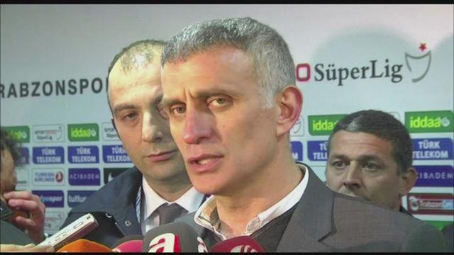 'No excuses' for Trabzonspor violence - Club President