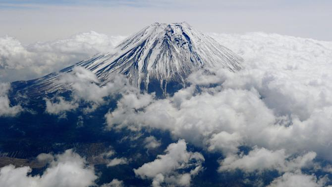 Mt. Fuji poised to get World Heritage status