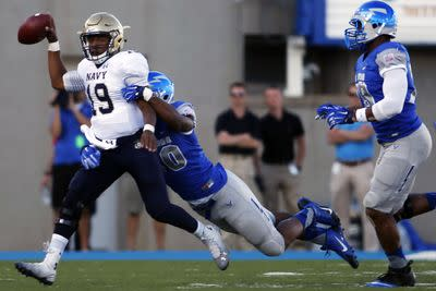 How to watch Air Force vs. Navy on TV or online, plus 3 things to know