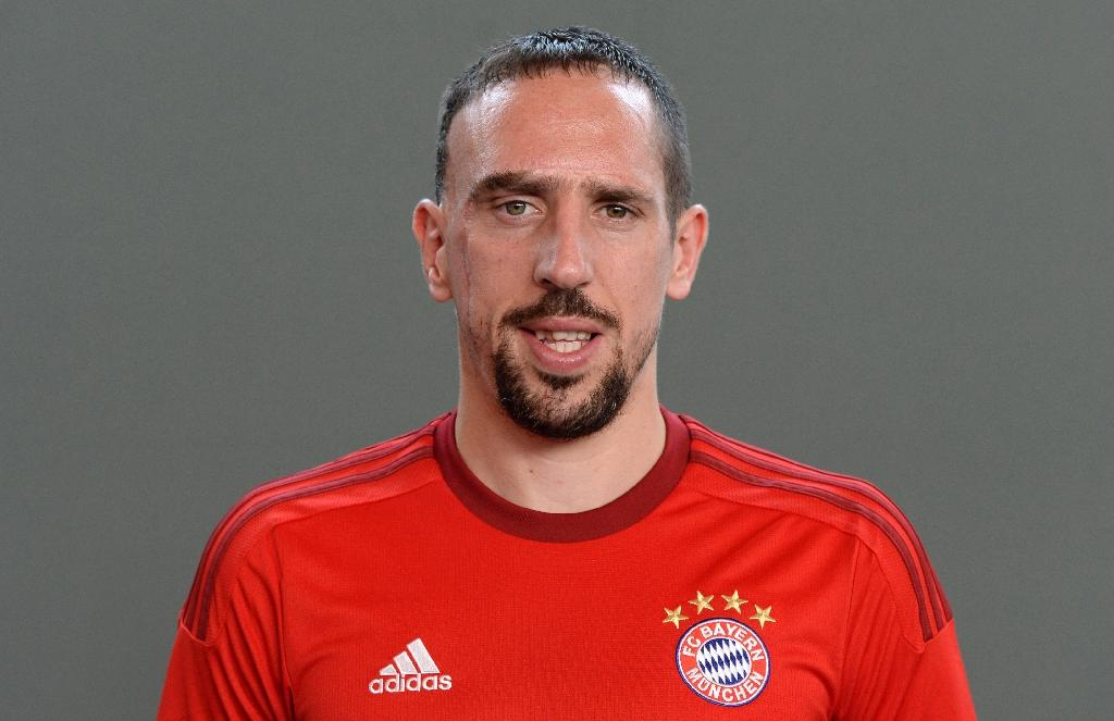 Ribery's rehab at Bayern gets space-age help