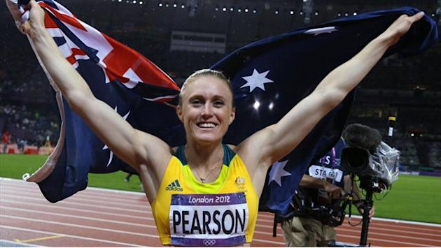 Athletics - Hurdler Pearson to return in Birmingham