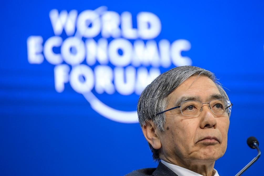 Bank of Japan's Kuroda praises 'big decision' by ECB