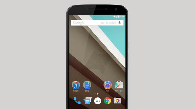 This might be our best look yet at Google's next Nexus smartphone