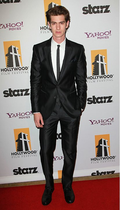 2010 Hollywood Awards Andrew Garfield