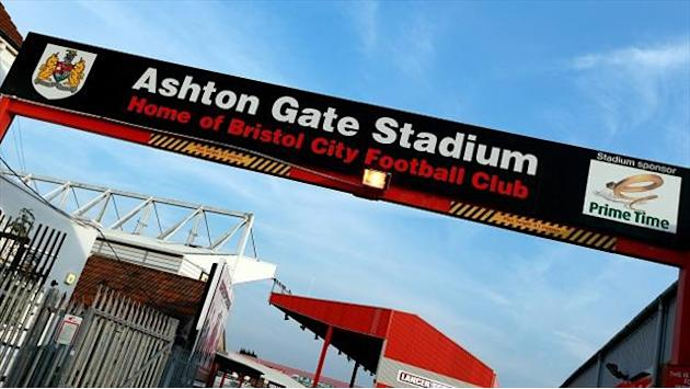 League One - Bristol City trial safe standing areas