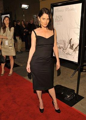 Robin Tunney at the Los Angeles premiere of Warner Independent Pictures' Snow Angeles