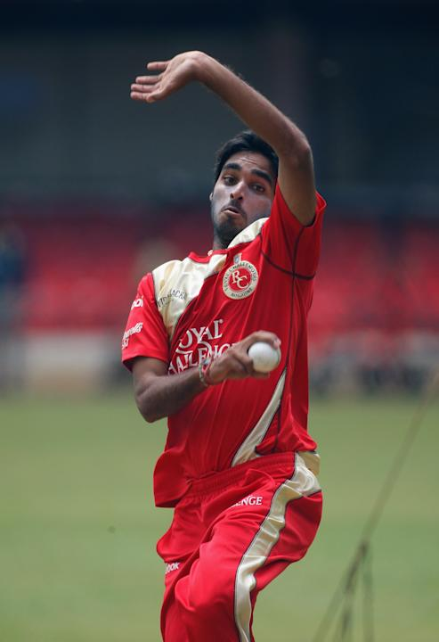RC Bangalore Nets and Training: Airtel Champions League Twenty20