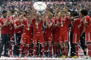 Bundesliga announces record profits