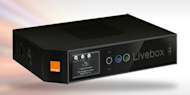 Orange Livebox Pro