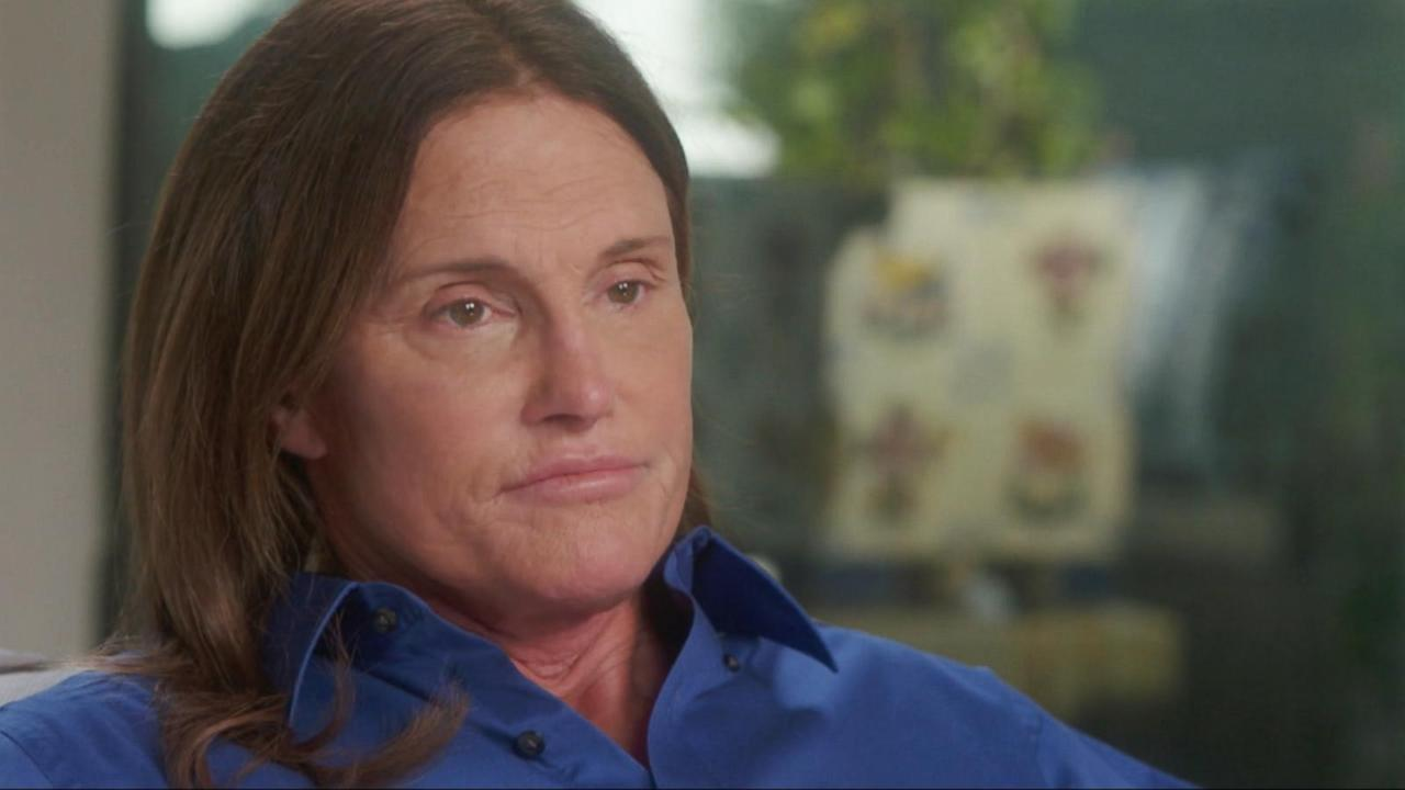 Bruce Jenner, In His Own Words: Part 1