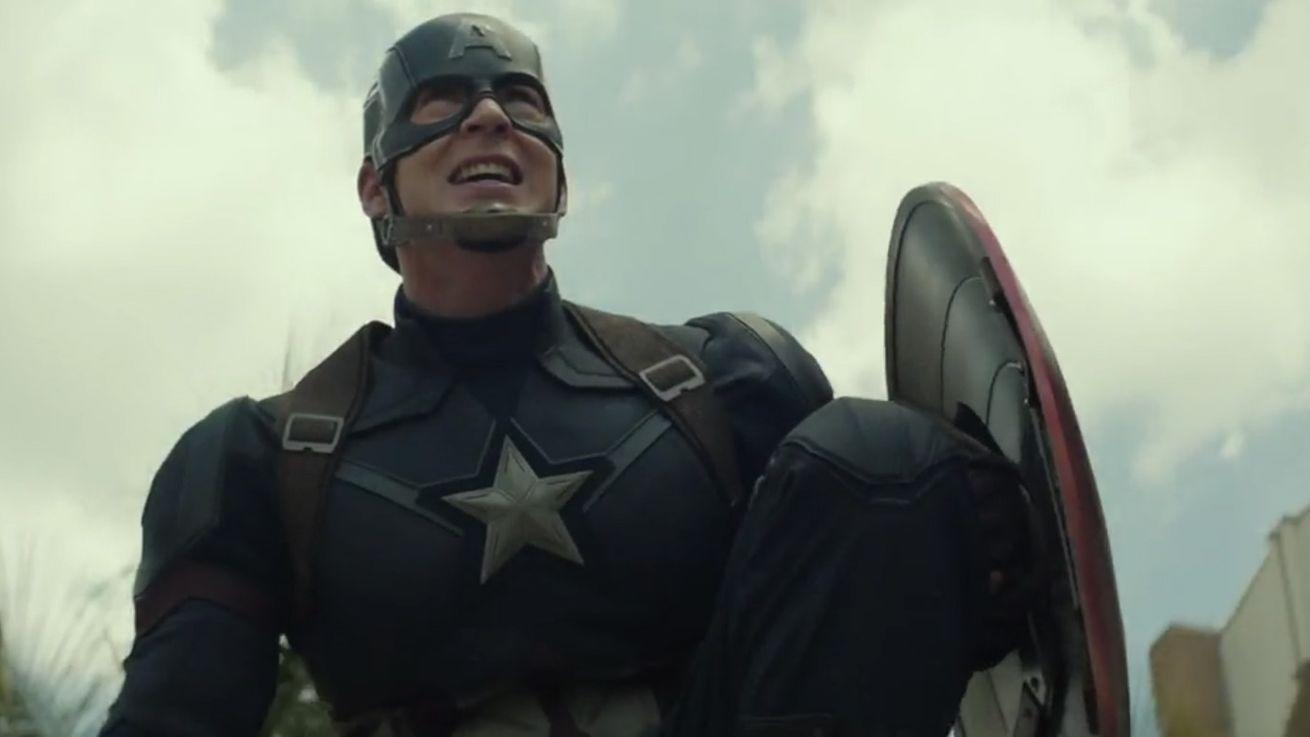Super Bowl trailer for Captain America: Civil War is here