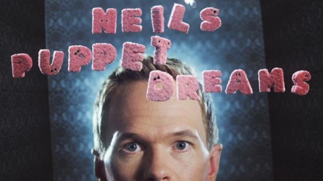 Neil Patrick Harris in a promotional still for his web series, 'Neil's Puppet Dreams' -- Nerdist