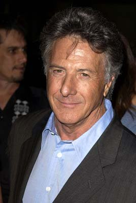 Dustin Hoffman at the LA premiere of Lions Gate's Confidence