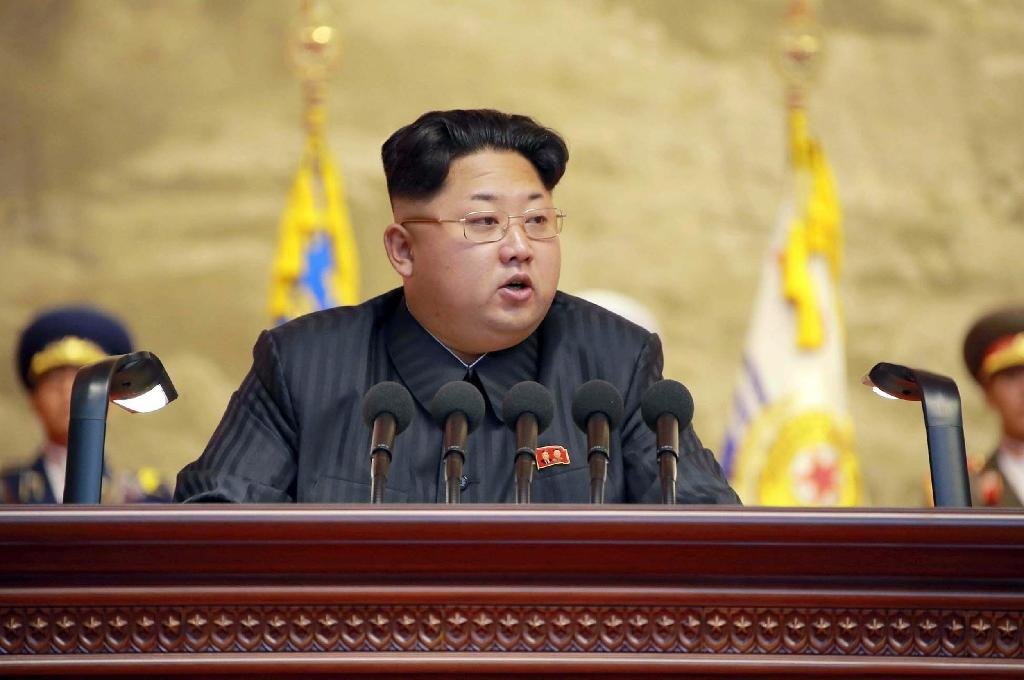 Kim Jong-Un says nukes not talks secured accord with South