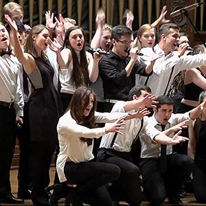 Colleges Hit With a Capella Fever
