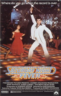 Paramount Picture's  Saturday Night Fever