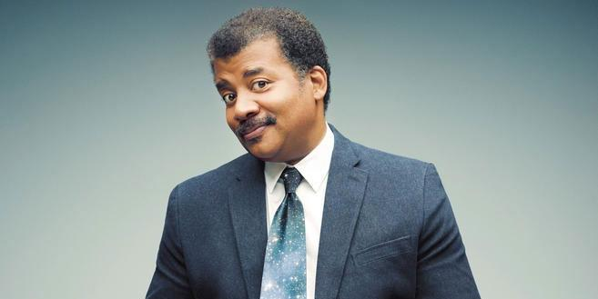 'You need things like straps' when it comes to sex in space, says Neil DeGrasse Tyson