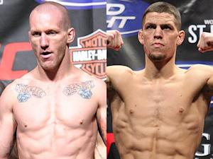 Nate Diaz vs. Gray Maynard Rubber Match Set for The Ultimate Fighter 18 Finale