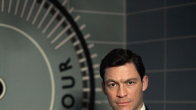 "Dominic West stars as Hector Madden in ""The Hour."""