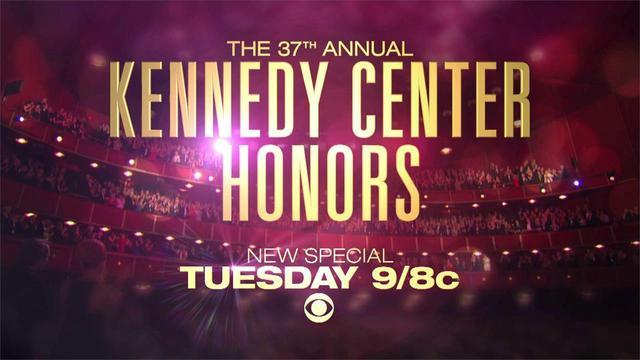 The 37th Annual Kennedy Center Honors (Preview)