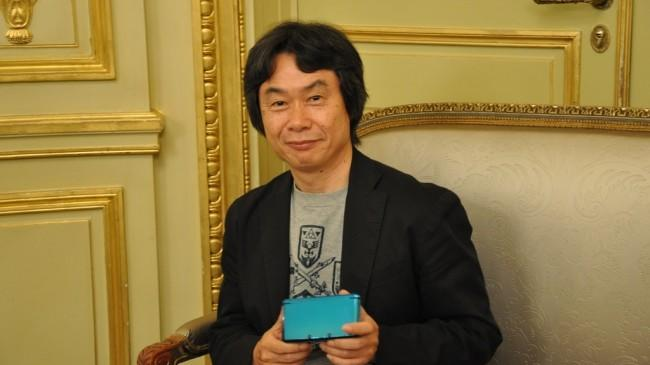 Nintendo's Miyamoto teases Super Mario 3D, other upcoming 3DS games