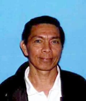 This undated photo provided by the Mendocino County Sheriff's Department, shows Gene Penaflor. Penaflor, a 72-year-old hunter who got hurt in a Northern California forest, was rescued Saturday, Oct. 12, 2013. He was lost for 19 days and survived the ordeal by eating squirrels and lizards and covering himself with leaves to stay warm. (AP Photo/Mendocino County Sheriff's Department)