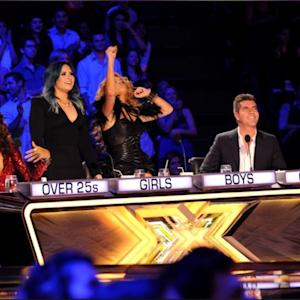 Simon Cowell Confirms Demi Lovato Quit The X Factor: