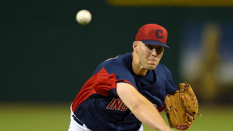 MLB: Spring Training-Arizona Diamondbacks at Cleveland Indians