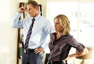 Brian Van Holt and Elisabeth Shue | Photo Credits: Monty Brinton/CBS