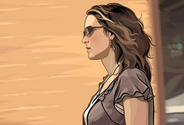 Winona Ryder in Warner Independent Pictures' A Scanner Darkly