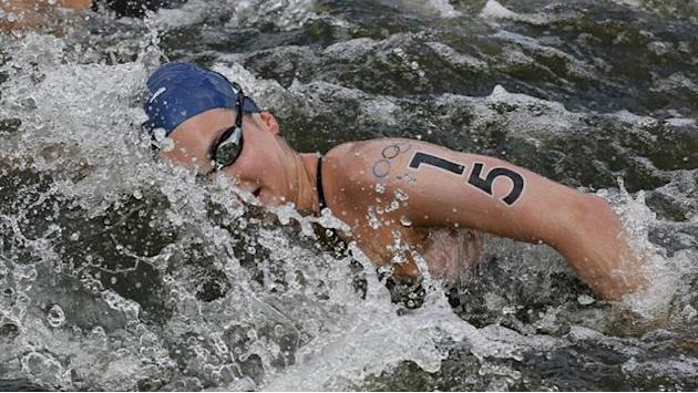 Swimming - Keri-Anne Payne fumes after brutal 10km in Spain