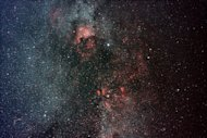 Northern constellation Cygnus is one of the most prominent constellations on the plane of the Milky Way. This spectacular photo was taken by photographer Josh Knutson of Rio Rancho, N.M., in April 2012.