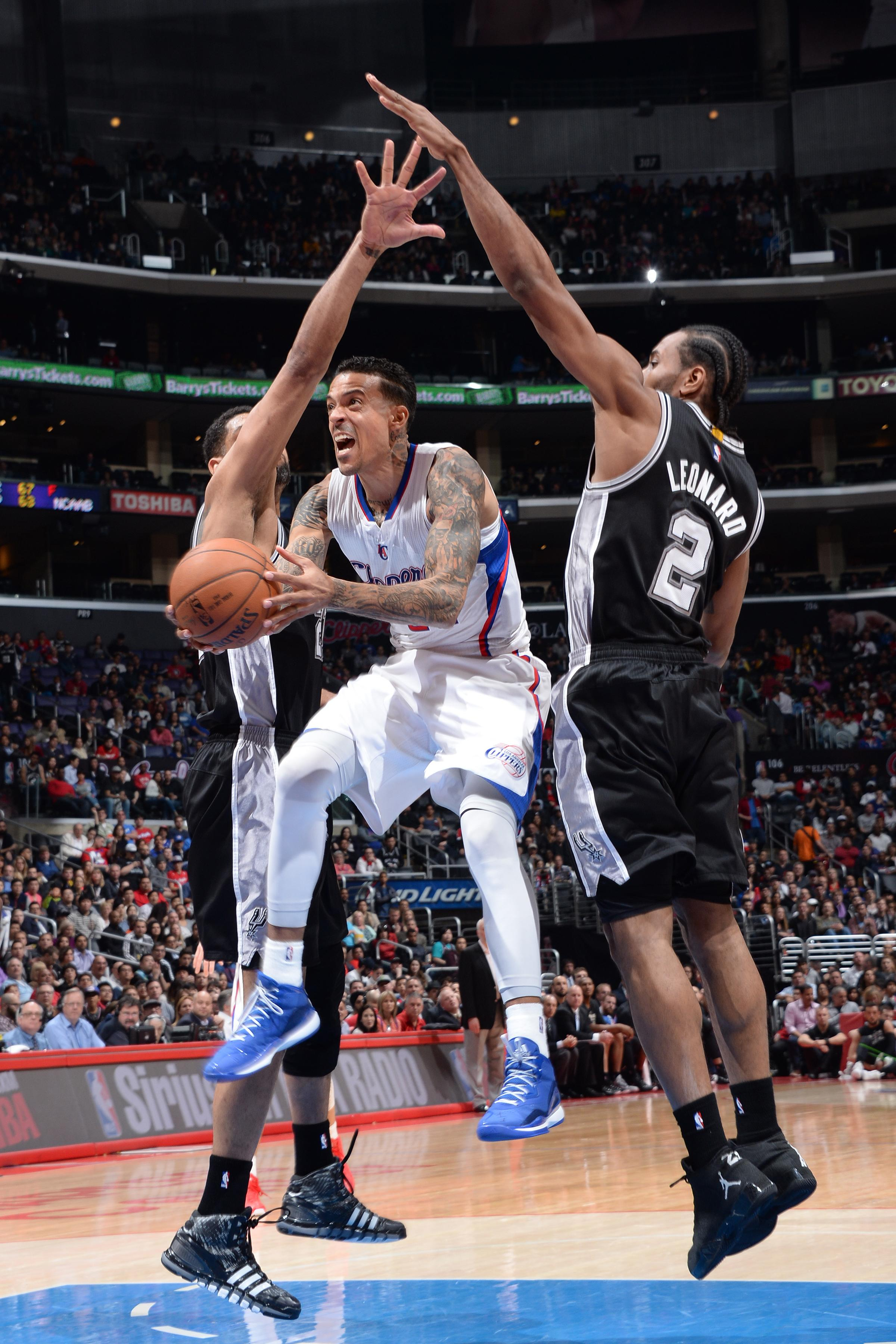 RADIO: Spurs vs. Clippers feels like a Conference Final