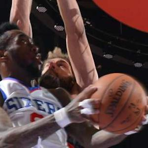 Steal of the Night: Tony Wroten