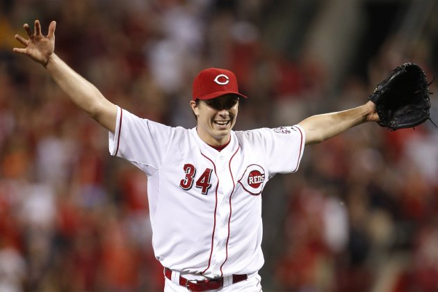 Homer Bailey is latest to join the elite club of pitchers with …