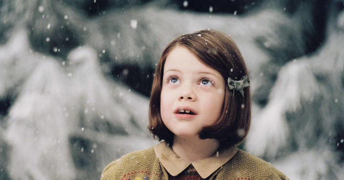 "The ""The Chronicles of Narnia"" Kids: Then and Now"