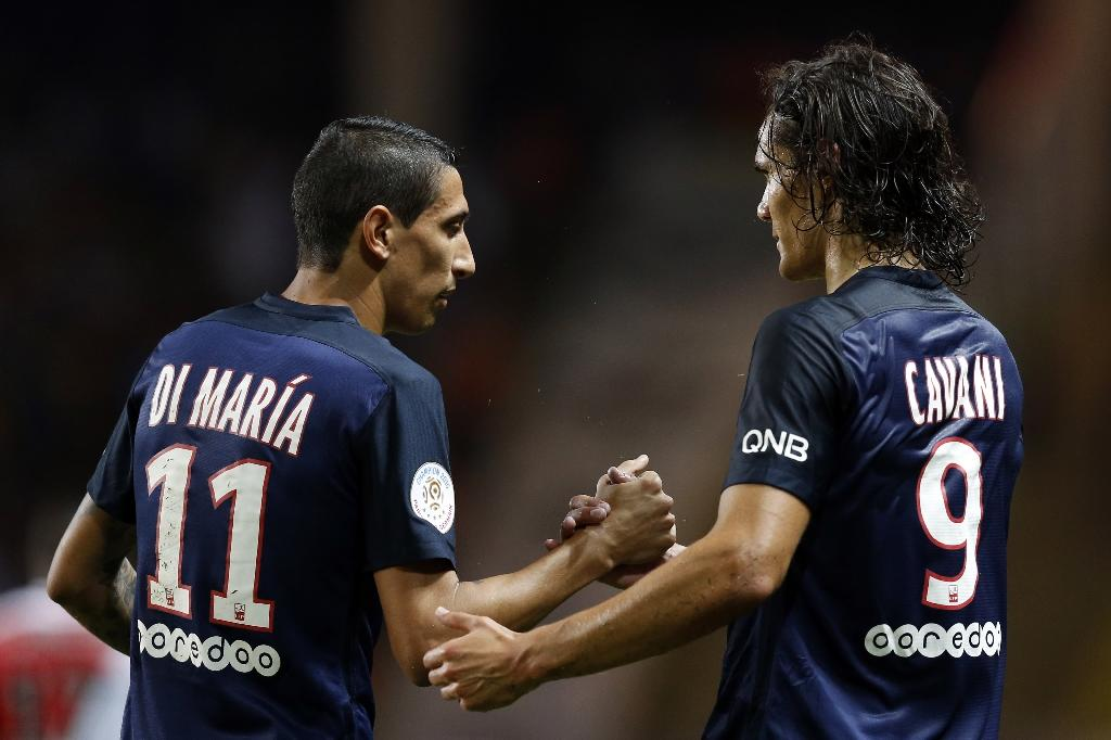 Cavani steals Di Maria's thunder as PSG win