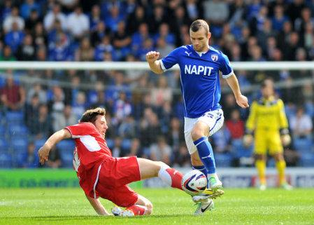 Soccer - Sky Bet Football League Two - Chesterfield v Accrington Stanley - Proact Stadium