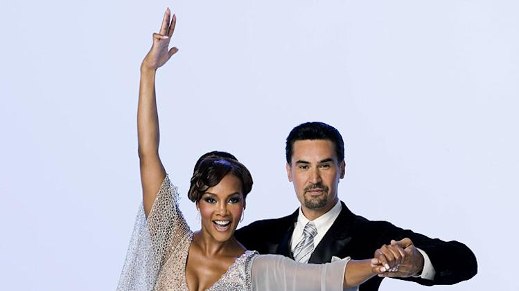 Actress Vivica A. Fox teams up with professional dancer Nick Kosovich for Season 3 of Dancing with the Stars