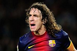Ronaldo: Puyol is the Hierro of Barcelona