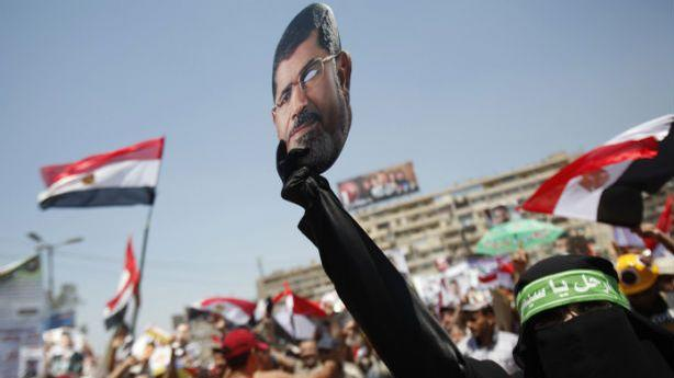 Mohammed Morsi Is Detained as Egypt Braces for More Protests