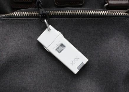 Office tool: A flash drive with integrated, fast USB charger