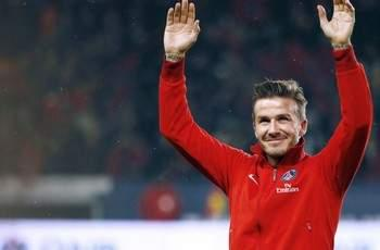 Ancelotti: Beckham will start for PSG against Marseille