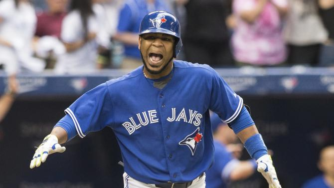 Encarnacion hits walk-off homer, Blue Jays win 7-4