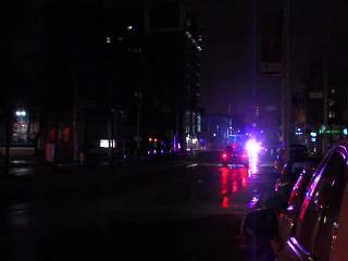 Raw: Power outage on Euclid Ave