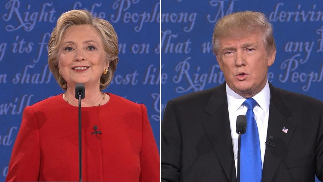 Debate Fact-Check: How Donald Trump and Hillary Clinton Stack Up