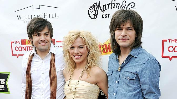 The Band Perry VH Save The Music