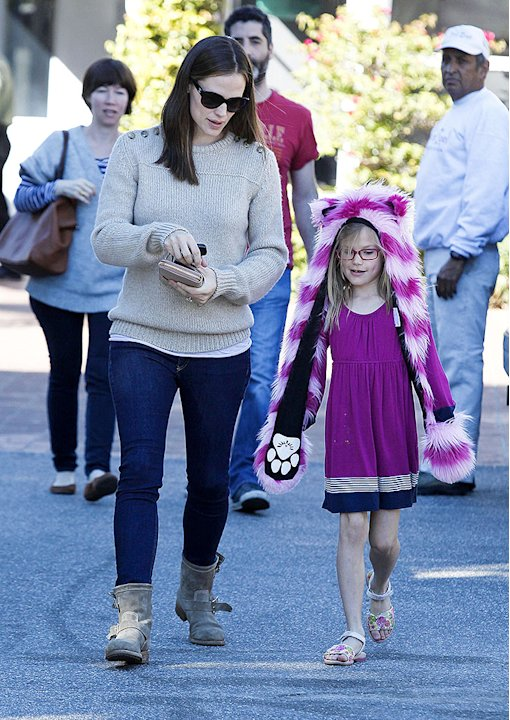 Jennifer Garner, Violet Affleck