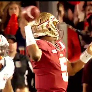 First Draft: Florida State quarterback Jameis Winston